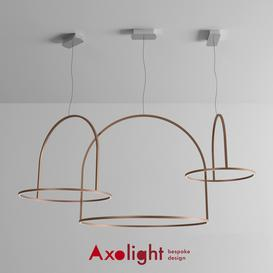 AXO U-light 3d model Download  Buy 3dbrute
