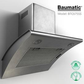 Baumatic chimney hood BTC 675SS 3d model Download  Buy 3dbrute