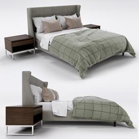 Bed 12 3d model Download  Buy 3dbrute