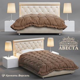 Bed Versailles 3d model Download  Buy 3dbrute