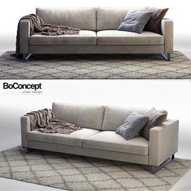 Bo Concept Indivi 2 3d model Download  Buy 3dbrute