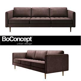 BoConcept-Osaka 3d model Download  Buy 3dbrute