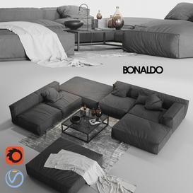 BONALDO Peanut B 3d model Download  Buy 3dbrute