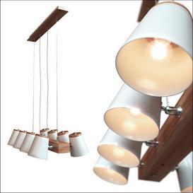 Botimi Adjustable Pendant Lights II 3d model Download  Buy 3dbrute