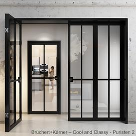 Cool and Classy - Puristen 2 2 3d model Download  Buy 3dbrute