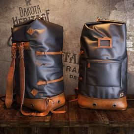 Buffalo Jackson-Dakota Vintage Backpack Bag 3d model Download  Buy 3dbrute