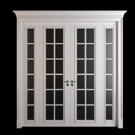 classic door03 3d model Download  Buy 3dbrute