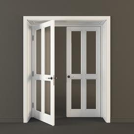 classic door33 3d model Download  Buy 3dbrute