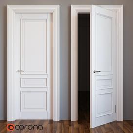 Classic doors 25 3d model Download  Buy 3dbrute