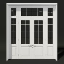 Classic doors 3 3d model Download  Buy 3dbrute