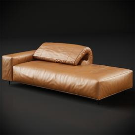 Crazy diamond sofa 3 3d model Download  Buy 3dbrute