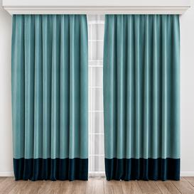 Curtains-70 3d model Download  Buy 3dbrute