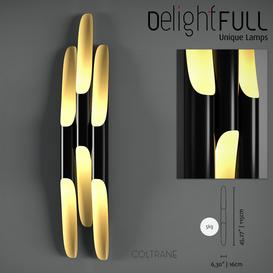 DelightFULL Coltrane 3d model Download  Buy 3dbrute