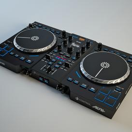 dj control air 3d model Download  Buy 3dbrute