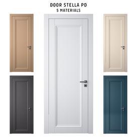 Door STELLA PD 3d model Download  Buy 3dbrute