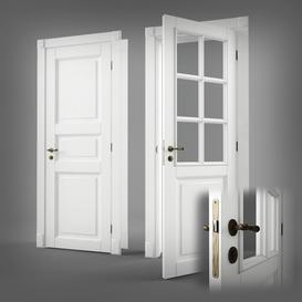 DSK doors 3d model Download  Buy 3dbrute