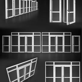 Elvial Doors 3d model Download  Buy 3dbrute