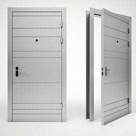 Entrance door 2 3d model Download  Buy 3dbrute