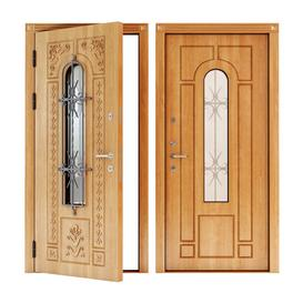 Entrance doors 3d model Download  Buy 3dbrute