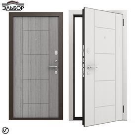 Entrance Doors Elbor Dubai 3d model Download  Buy 3dbrute