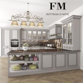 FM Bottega London 3d model Download  Buy 3dbrute