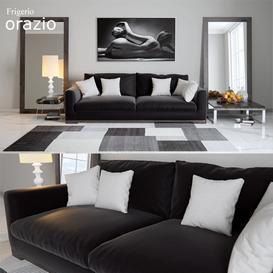 Frigerio ORAZIO 3d model Download  Buy 3dbrute