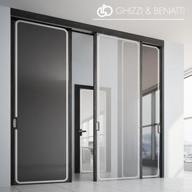 GHIZZI & BENATTI  REFLEX Hinged & Sliding 3d model Download  Buy 3dbrute