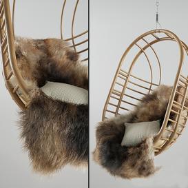 Hanging chair 3d model Download  Buy 3dbrute