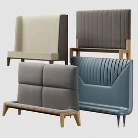 Headboard8 3d model Download  Buy 3dbrute