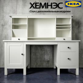 Ikea Hemnes table 3d model Download  Buy 3dbrute