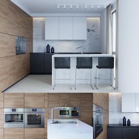 ikea-kitchen-part-004 3d model Download  Buy 3dbrute