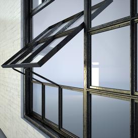 Industrial Factory Windows 3d model Download  Buy 3dbrute