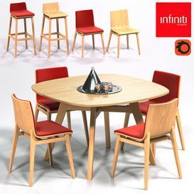 Infiniti Emma Series 3d model Download  Buy 3dbrute