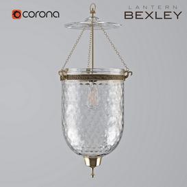 Lantern Bexley Glass L 3d model Download  Buy 3dbrute