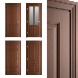 Massivstyle Interier Elegance Door 02 3d model Download  Buy 3dbrute