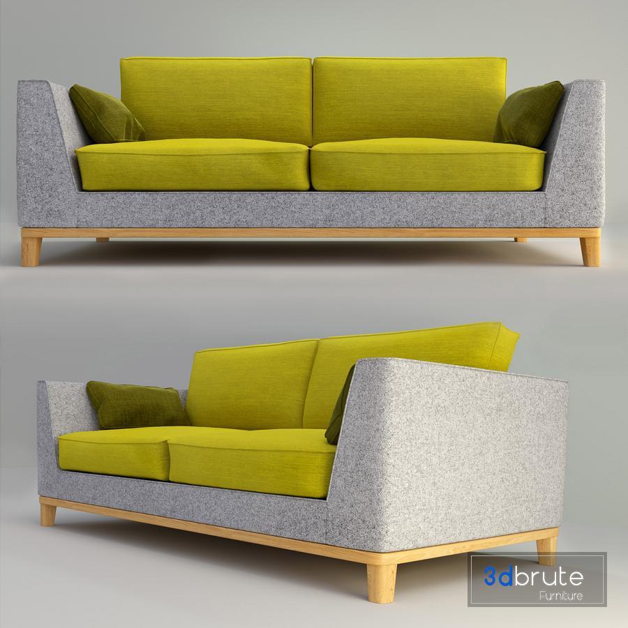 Missana Gatsby Sofa Model