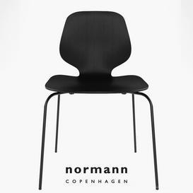 My Chair by normann copenhagen 3d model Download  Buy 3dbrute