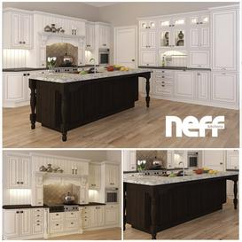 Neff Kitchens 3d model Download  Buy 3dbrute