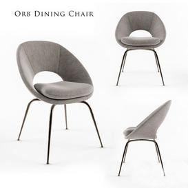 Orb Dining Chair 3d model Download  Buy 3dbrute