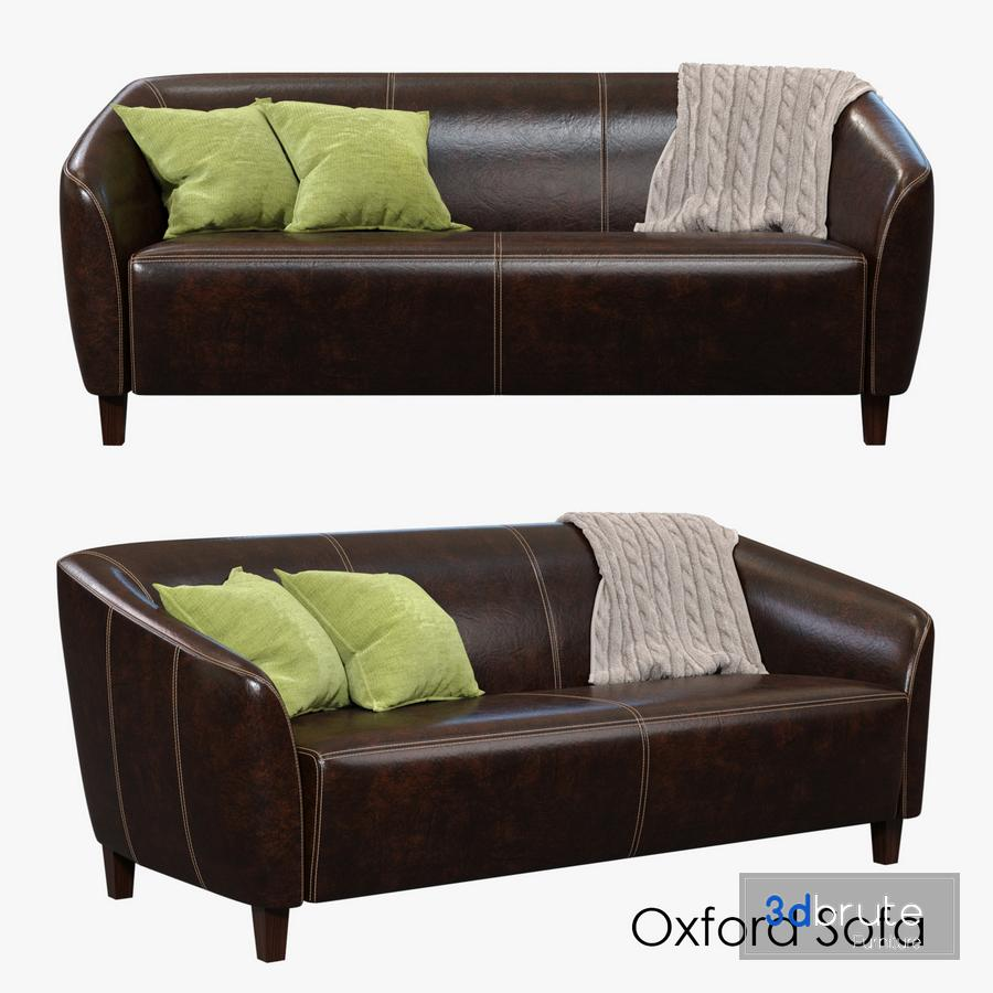Oxford Sofa Model Brute