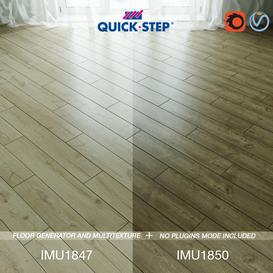 Quick-step Flooring Vol 43 3d model Download  Buy 3dbrute
