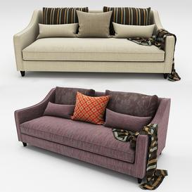 Sofa collection 12 3d model Download  Buy 3dbrute