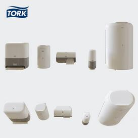 Tork -Matic Set 3d model Download  Buy 3dbrute