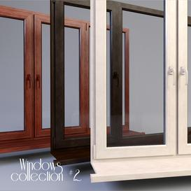 Windows collection 2 3d model Download  Buy 3dbrute