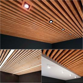 Wooden ceiling 5 3d model Download  Buy 3dbrute