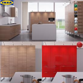10 KITCHEN IKEA 3d model Download  Buy 3dbrute