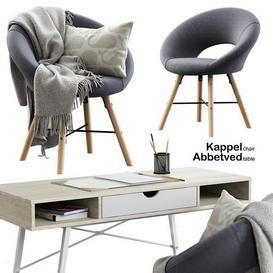 Jusk Kappel-Abbetved 3d model Download  Buy 3dbrute