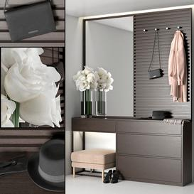 Dressing table M11 3d model Download  Buy 3dbrute