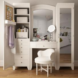 Dressing table M18 3d model Download  Buy 3dbrute