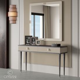 Dressing table M5 3d model Download  Buy 3dbrute